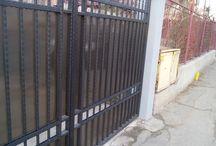 Garduri-porti