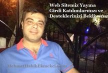 AV. Mehmet Habib Ekmekçi / Avukat. Mehmet Habib Ekmekçi Kurumsal Web Sitesi. www.MehmetHabibEkmekci.com Paylaşım Panosu