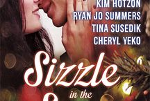 Sizzle In The Snow / My short story, The Snow Bird is part of a Christmas anthology: Sizzle In The Snow: A Soul Mate Christmas Collection