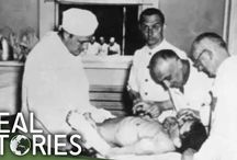 Psyciatric Institutions and Medical Experiments