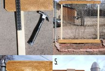 DIY CEDAR PANEL PRIVACY SCREEN FOR CHAIN LINK FENCES