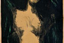 A: Edvard Munch