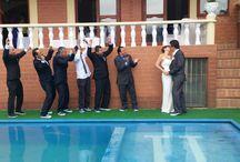 Mi boda - Los caballeros de la fiesta / Las fotos son tomadas con celulares o con cámaras  fotográficas no profesionales, pero reflejan los resultados de la interpretación de nuestros sueños a través de muchas fotos de Pinterest.