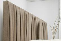 Deco | Chambre / Idées pour notre chambre : têtes de lit, chevets