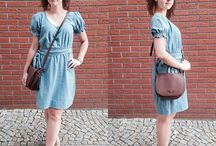MY OUTFITS / Moje stylizacje - więcej na blogu http://bonnifacy.blogspot.com