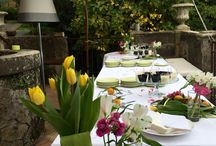 Sunday at Monaci / November atmosphere on our terrace