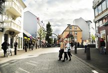 Reykjavik, Iceland / We love Reykjavik, our capital city!
