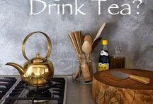 Tea for two / by Sara Wiezorek Beresford