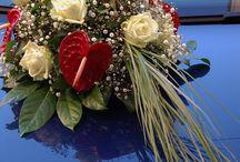 bruids decoratie
