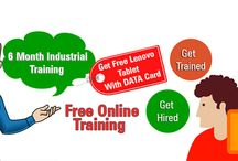 Online Six months Industrial Training / Itutorial provides six (6) month industrial training and online tutorial in various technical courses for MCA, B.Tech students in Delhi NCR, India.