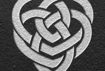 Celtic Symbols / by Zebbie Borland .