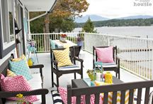 Outdoor Living / by Patti White