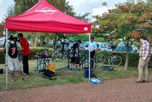 Cycle Challenge Events 2014 / Cambridgeshire Cycle Challenge - Dr Bike, Smoothie Bikes, Cycle powered Scalextric and more...