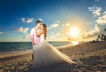 Trash the Dress / Trash the Dress in Punta Cana! Enjoy the caribbean water in Dominican Republic while wearing your Wedding Gown