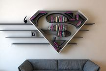 Superman meble