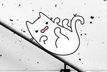 Sticker Art / New ideas to showcase stickers