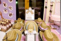 Cowgirl birthday party / by Emily Clark