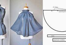 Схемы шитья и вязки