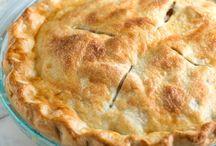 Pie crust try