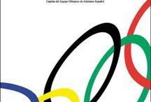 """Lecturas sobre o deporte e os JJOO / Fondos da biblioteca escolar para o proxecto anual """"O Porriño 2024"""" no IES Pino Manso."""