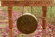 Gongs from Southeast Asia / Including gongs from Nepal,Thailand, and Tibet