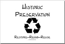 Preservation awesomeness  / by Shannon Haltiwanger