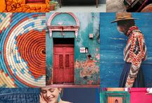pattern, color, inspiration