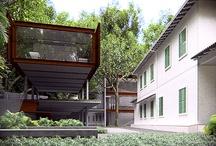 Buildings / by Estudio MRGB