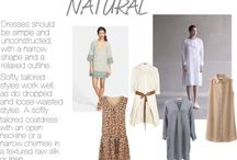 "style natural / Natural aka Relaxed, Athletic, Sporty, ""Town n Country"" / by Jane Rekas"