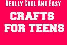 Поделки для подростков