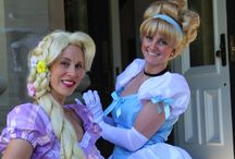 Fairytale Dream Parties / Add a touch of magic to your daughter's birthday with a princess visit from Fairytale Dream Parties. We service all  of Massachusetts and Rhode Island.