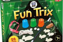 Magic Kits & Tricks / This section includes our favourite magic kits for kids and everything you need to be a top magician! Tricks, guides, information and of course the best magic kits & toys for kids!