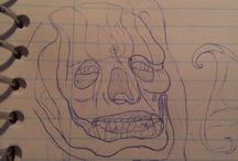 psychedelic doodles