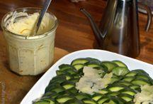 Cuisine / Gratin courgettes Georges Blanc