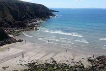 Beaches Pembrokeshire / Local Beaches in Pembrokeshire