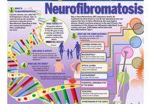 Neurofibromatosis (NF) - be aware!! / by Melanie Wilder