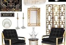 Gatsby Concept interior