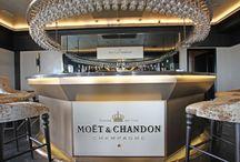 Moet & Chandon Champagne bar