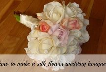 Silk Flower Bouquets