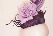Bodas-Pamelas y Tocados - Headdresses, and Brimmed Hats / Pamelas y Tocados con los que asistir a una boda. #Pamelas #Tocados #Sombreros #Headdresses #Brimmed #Hats / by Teresa Ruiz Garcia