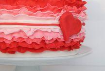 Ruffle Cakes / Ruffle cakes from CakesDecor.com