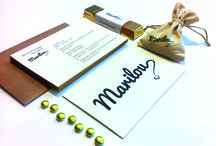 Letterpress, my design / Letterpress drukwerk ontworpen door www.gekopspruitjes.be - www.annabelbruneel.be