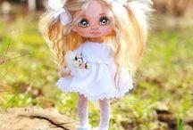 Boneca de pano Kykabi