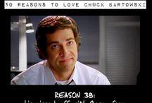 Chuck bartowski