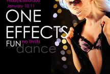 One Effects / Hey, do you feel that? It's ONE's EFFECT: unstoppable dance and fun refreshed by spirits.. no limits! Friday & Saturday, January 10,11   R: +40 729 112 582  290 Splaiul Independentei www.oneclubbucharest.ro  ONE CLUB Splaiul Independentei, nr. 290, 060029 Bucharest, Romania