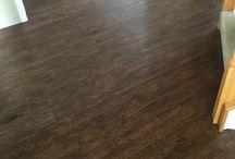 "Mannington Engineered Flooring / Rock Creek Plank 3/8"" X 6 1/3 ""Bear"""