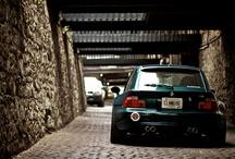 BMW / by Paul Sadler