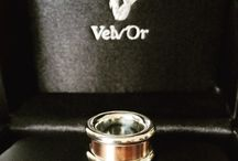 JSas by Velv'Or / Bespoke Finger Ring from Amsterdam