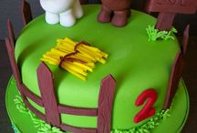 Tårta & Cupcakes, Häst