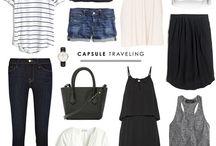 Weekend suitcase